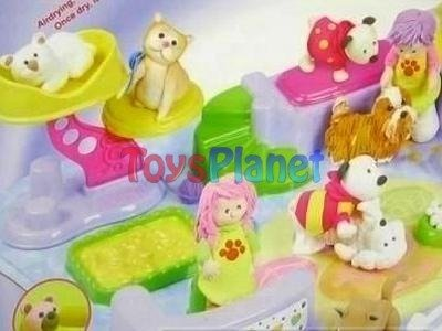 Baby Shop on My Baby Piankolina Dough Pet Shop Ciastolina   Zabawki   Plastyczne
