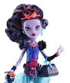 MONSTER HIGH UPIORNI UCZNIOWIE JANE BOOLITTLE