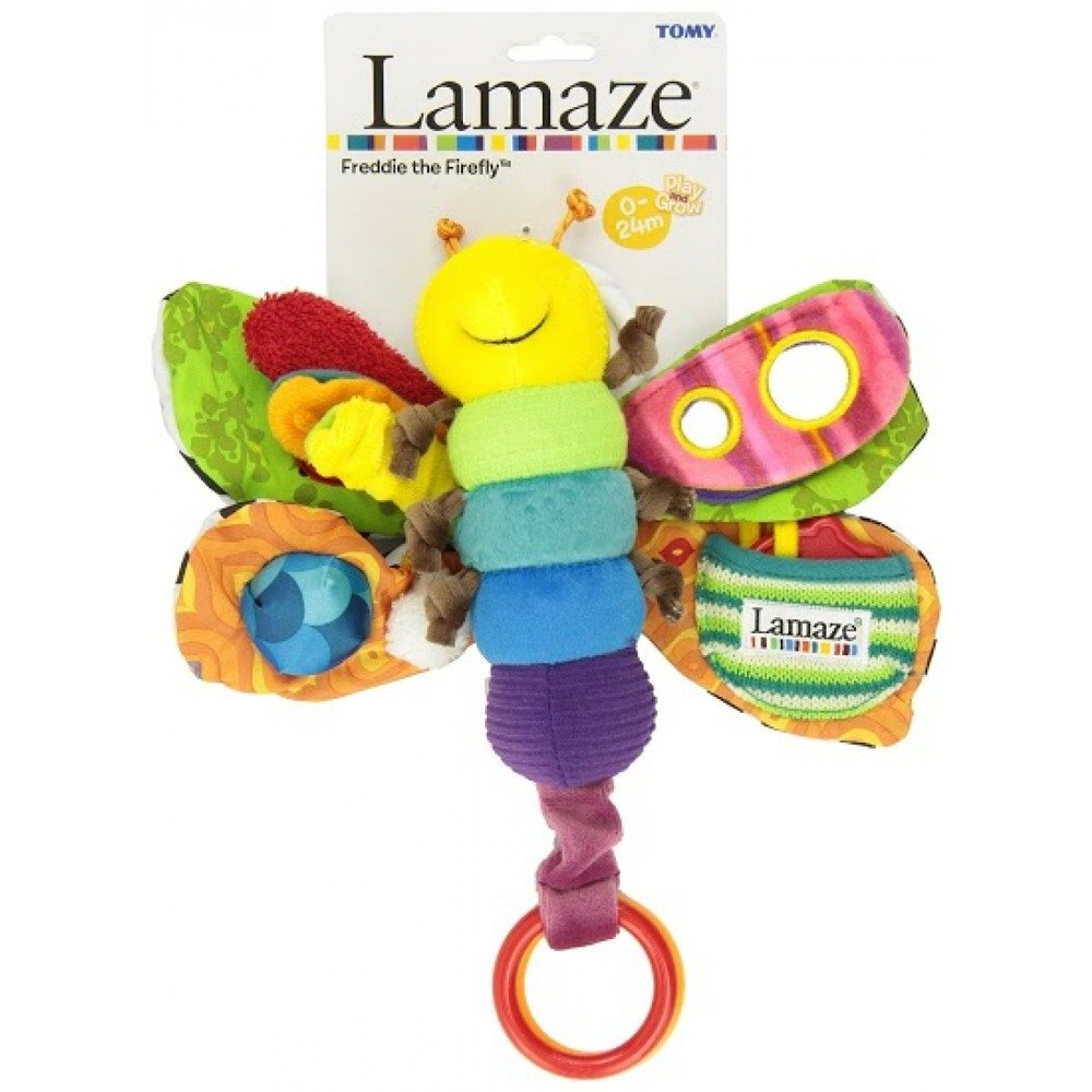 how to clean lamaze toys