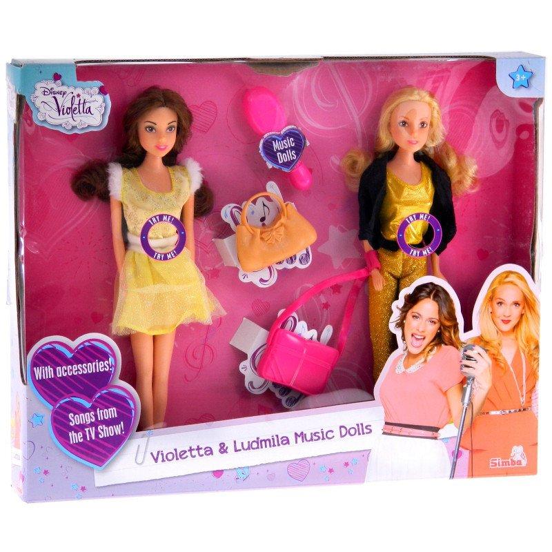 Violetta Singing Doll / Lalka