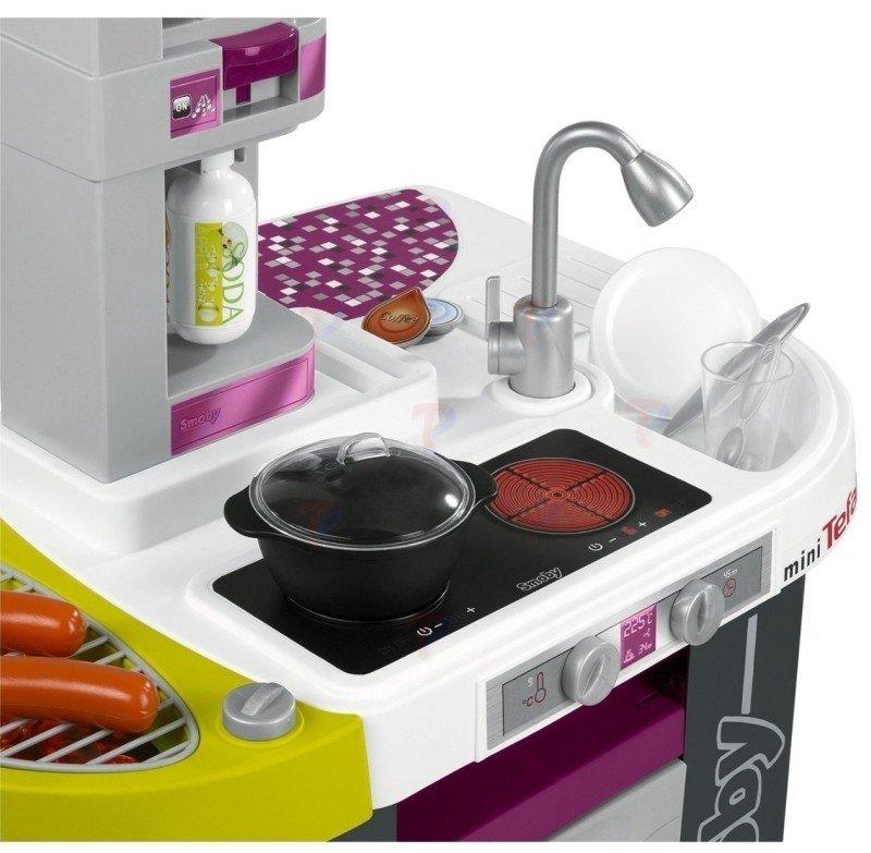 Smoby TEFAL KUCHNIA Mini Studio GRILL LODÓWKA New   -> Kuchnia Tefal Dla Dzieci