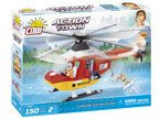 Action Town HELIKOPTER RATUNKOWY klocki COBI NEW