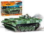Army KLOCKI WORLD OF TANKS Czołg STRIDSVAGN Cobi