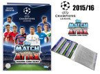 CHAMPIONS LEAGUE 2016 ALBUM na KARTY Match Attax