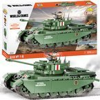 COBI Army WORLD OF TANKS CZOŁG CENTURION I Klocki
