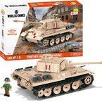 COBI WORLD OF TANKS KLOCKI  505 el.CZOŁG PzKpfw. V Panther 3035