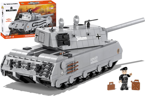 COBI WORLD OF TANKS KLOCKI CZOŁG MAUERBRECHER 3032