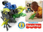 Fisher Price IMAGINEXT DINOZAUR STEGOZAUR Figurka