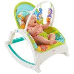 Fisher Price LEŻACZEK BUJACZEK 3w1 Do 18KG CMR10
