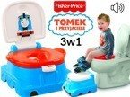 Fisher Price NOCNIK TOMEK Thomas Z FANFARAMI BDY85