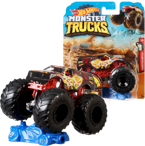 HOT WHEELS MONSTER TRUCKS AUTO POJAZD FIRE STARTER