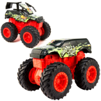 HOT WHEELS MONSTER TRUCKS KRAKSA SPLATTER TIME