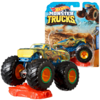 HOT WHEELS MONSTER TRUCKS POJAZD CHASSIS SNAPPER