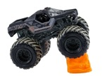 Hot Wheels AUTO MONSTER JAM MUD BLACK OPS FLX43