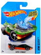 Hot Wheels AutoKOLOROWAŃCE SUPER STINGER