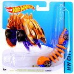 Hot Wheels SAMOCHODZIK MUTANT SCORPEDO ORANGE