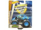 Hot Wheels TERENÓWKA OffRoad MONSTER CRUSHSTATION