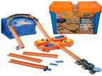 Hot Wheels TRACK BUILDER ZESTAW KASKADERSKI DWW95