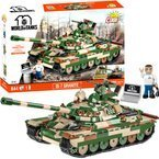 KLOCKI CZOŁG IS-7 Granite WORLD OF TANKS COBI 844el