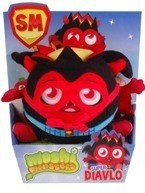 MOSHI MONSTERS PLUSZAK super bohater DIAVLO
