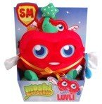 MOSHI MONSTERS PLUSZAK super bohater LUVLI