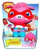 MOSHI MONSTERS PLUSZAK super bohater SUPER POPPET