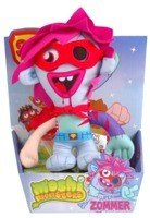 MOSHI MONSTERS PLUSZAK super bohater SUPER ZOMMER