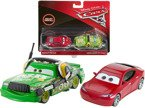Mattel CARS 3 AUTA MARUCHA I NATALIE TV NEW