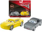 Mattel CARS 3 AUTA STERLING CRUZ RAMIREZ NEW TV