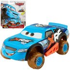 Mattel CARS XRS MUD RACING AUTO KAROLEK WEATHERS