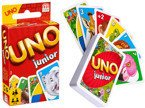 Mattel KARTY UNO JUNIOR  GRA KARCIANA ORGINAŁ NEW