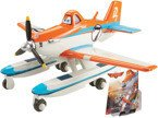 PLANES 2 FIRE AND RESCUE SAMOLOT PONTOON DUSTY