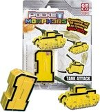 POCKET MORPHERS II FIGURKA NUMER 1 TANK ATTACK