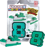 POCKET MORPHERS II FIGURKA NUMER 8 SUBMARINE 6881