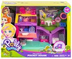 POLLY POCKET DOMEK POLLY POLYVILLE ZESTAW GFP42