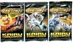 REDAKAI BOOSTER PACK KARTY 3D - 5 kart do GRY