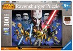 Ravensburger PUZZLE STAR WARS Disney 300 el XXL