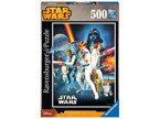 Ravensburger PUZZLE STAR WARS Disney 500 el New