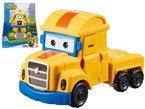 SUPER WINGS TRANSFORMUJĄCY ROBOT POPPA WHEELS 2w1
