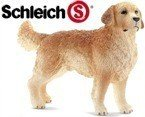 Schleich GOLDEN RETRIEVER Psy PIES Figurka 16394