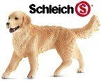 Schleich GOLDEN RETRIEVER SUKA PIES Figurka 16395