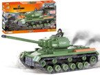 Small Army WORLD OF TANKS CZOŁG IS-2 Klocki COBI