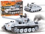 SmallArmy KLOCKI WORLD OF TANKS Czołg PANTHER Cobi