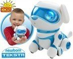 Teksta MINI ROBOPIESEK NEW BORN PUPPY piesek COBI