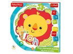 Trefl PUZZLE Fisher Price BABY FUN LWIĄTKO 6 el.
