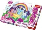 Trefl PUZZLE My Little Pony MAGIC DECOR Świecą NEW