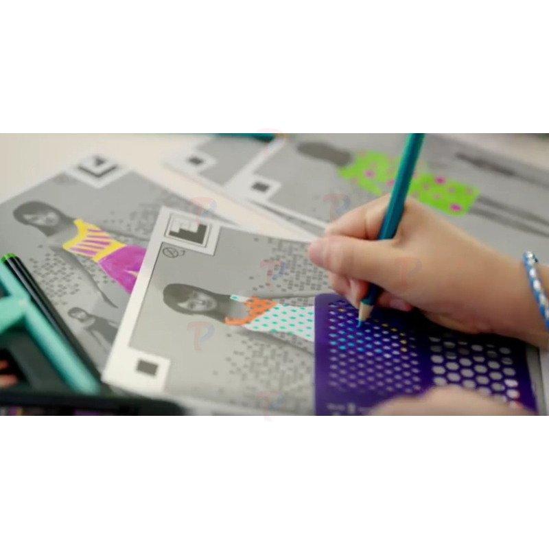 Crayola Wirtualne Projektowanie Dom Mody Aplikacja