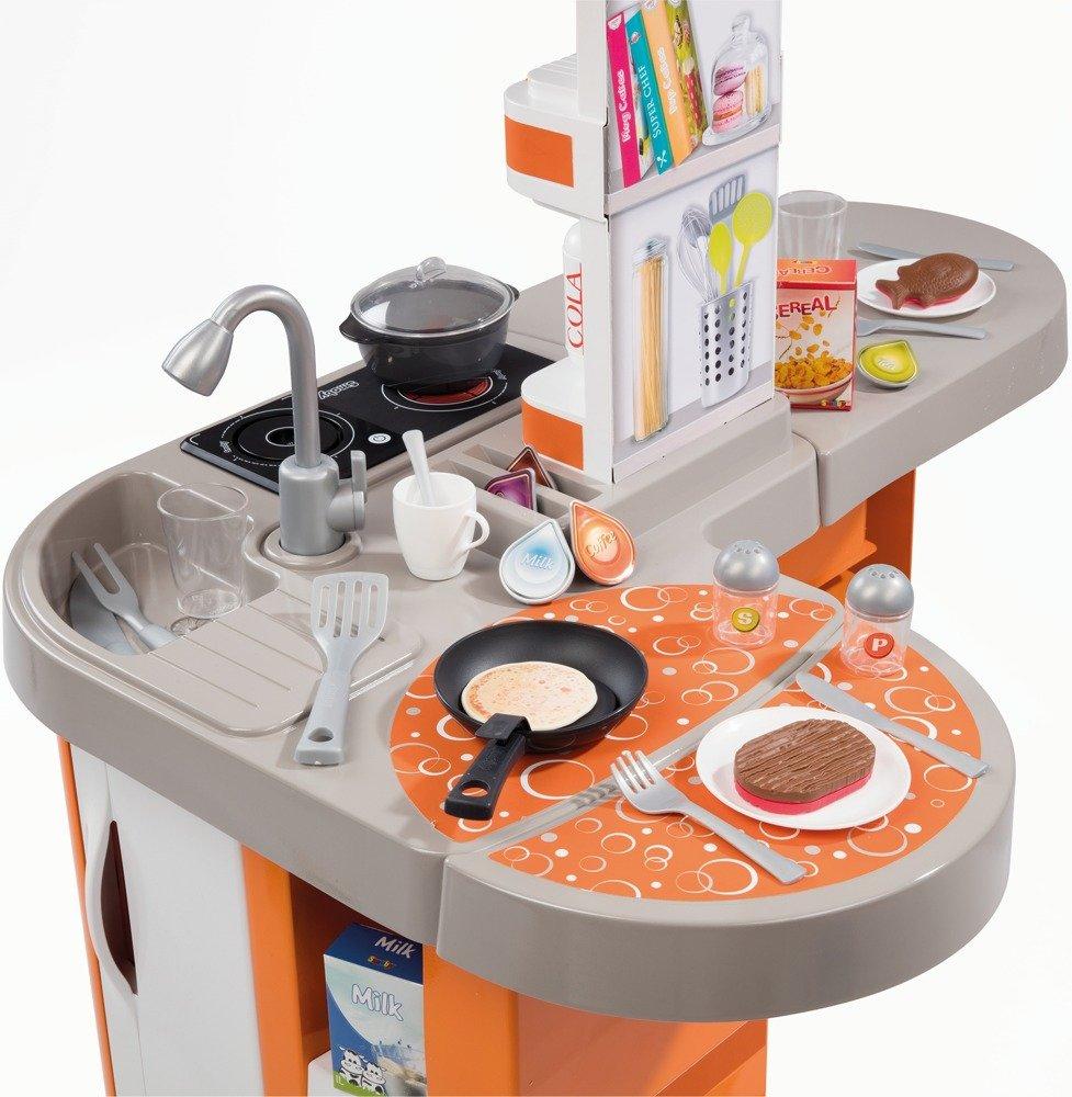 Duza Kuchnia Dla Dzieci Smoby Tefal Bubble Xl Akc 1800236444