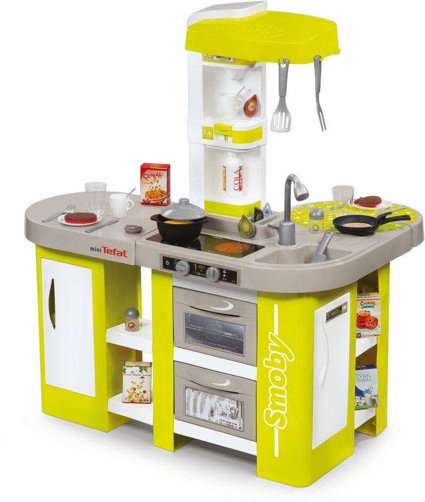 Duża Kuchnia Dla Dzieci Smoby Tefal Studio Xl 38ak