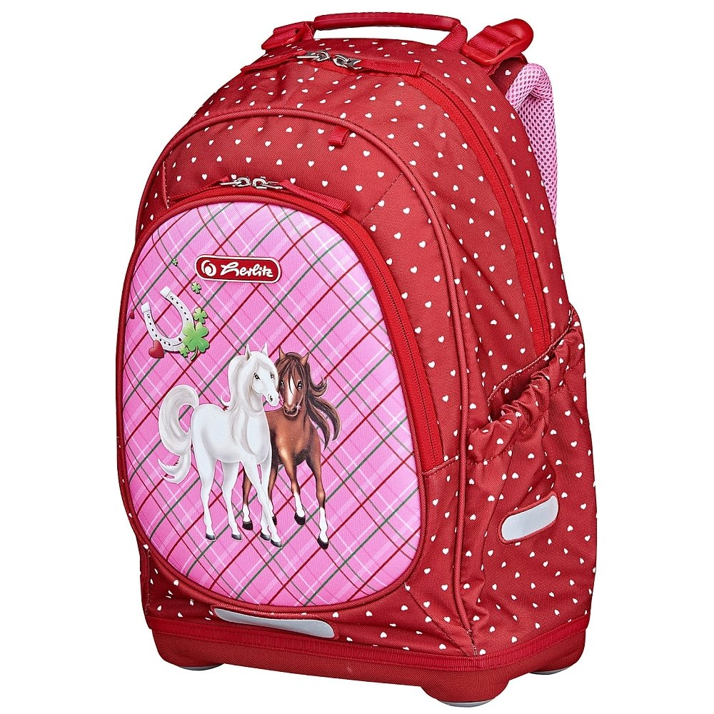 b6f5169dbfdb5 HERLITZ BE BAG PLECAK Tornister 3w1 BLISS HORSES 1800231200 - sklep ...
